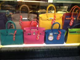 The Birkin is available in the secondary market, starting at about $8,000.