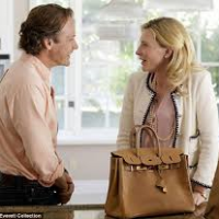 Cate Blanchett's Hermes Birkin Bag...the Other Blue Jasmine Star